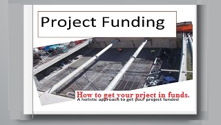 How to get your project in funds (Promoter) 5